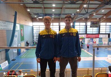 """XXI """"Mazovia Junior Cup 2021"""" Grand Prix Juniorów Młodszych w badmintonie w Zielonce."""